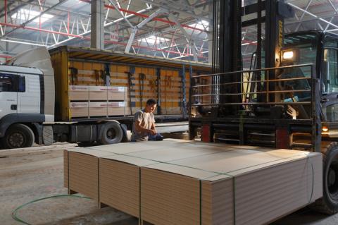 Компания Kastamonu начала экспорт ламината в Китай