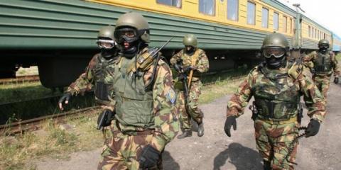 Литовские пограничники сняли…