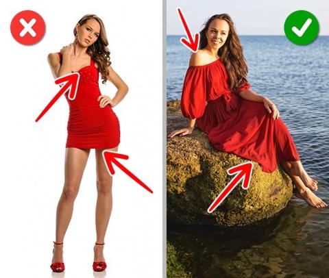 9 вариантов гардероба, которые позволят быть желанной, но не вульгарной