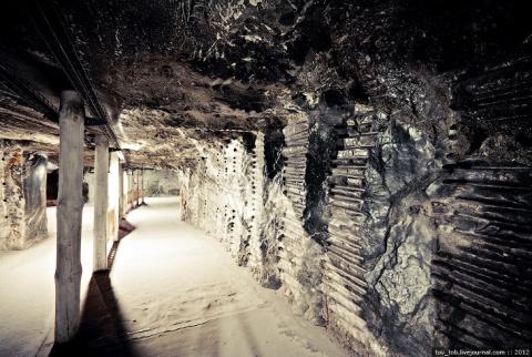 Соляна шахта Величка