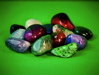 Лечимся камнями - красиво и …