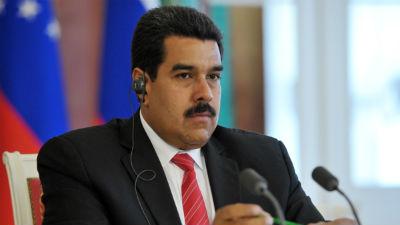 Президент Мадуро вновь пожал…
