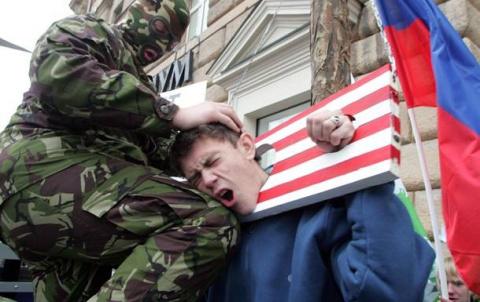 Россия не собирается воевать…