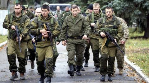 Страшная находка под Донецко…
