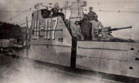 Щ-117: стахановская «автоном…