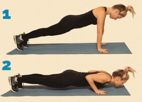 12 упражнений для идеального…