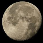 День четвертый: Луна близко