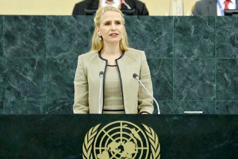 Ограничение вето в СБ ООН — …