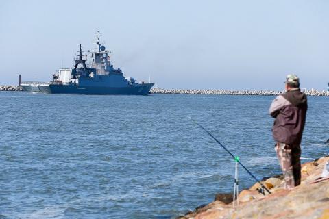 Корабли Балтфлота вышли в ат…