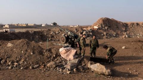 Ливанско-сирийский альянс: В…
