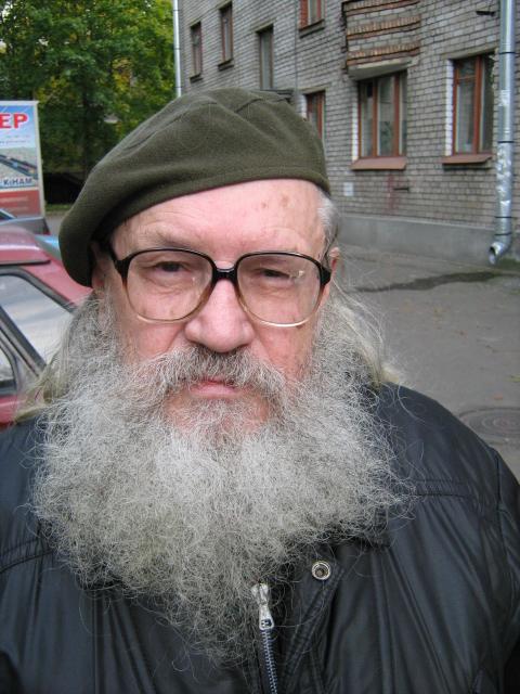 Александр Борисович 1-й Калаушин