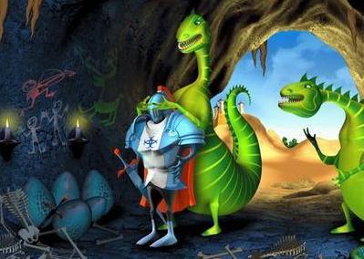 Новогодний стол 2012 -Как прикормить Дракона в год Черного Дракона?