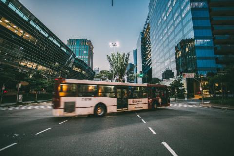 С начала года в Калининграде произошло 73 ДТП с автобусами