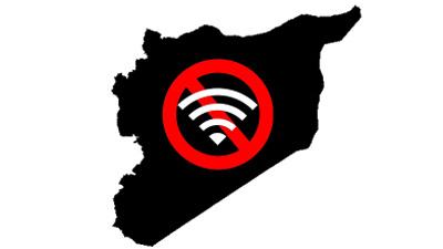 Сирия осталась без сети и со…