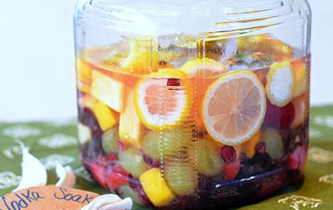 Правила приготовления фрукто…