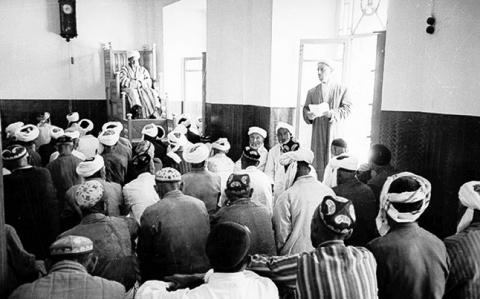 Как боролись в СССР с исламо…