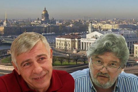 Теневой доход «Фонтанки»: как преступный дуэт Константинов-Вышенков терроризирует питерский бизнес