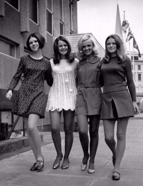 Девушки СССР. Неподдельная красота.