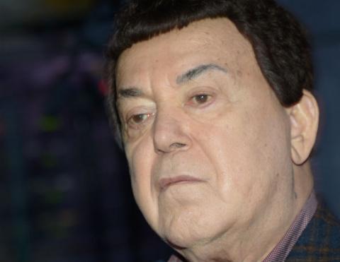 80-летний Иосиф Кобзон покин…
