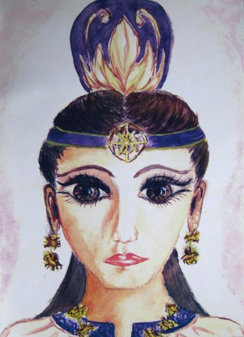 История Алтайской принцессы