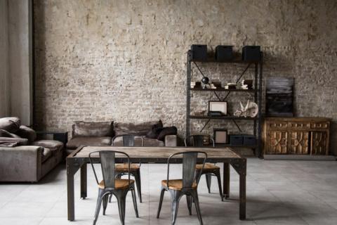 Интерьер в стиле лофт для небольшой квартиры: 5 простых советов