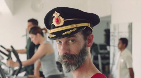 Американцы сделала Капитана Очевидность героем рекламы