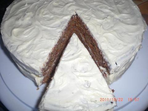 Мой Каррот кейк (Моковный торт) ОООчень простой! Дешевый! Вкусный! Фото-рецепт. Рамзия RA