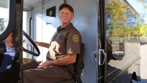 55 лет за рулем без единой аварии