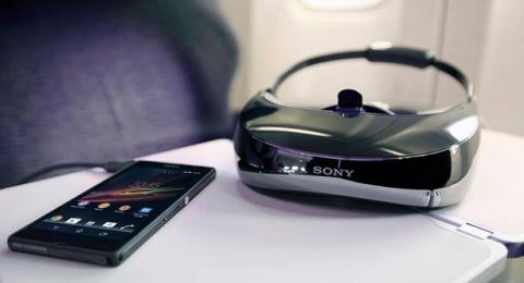 Sony начала прием заказов на виртуальные очки