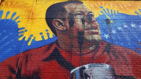 Венесуэла – арена борьбы США…