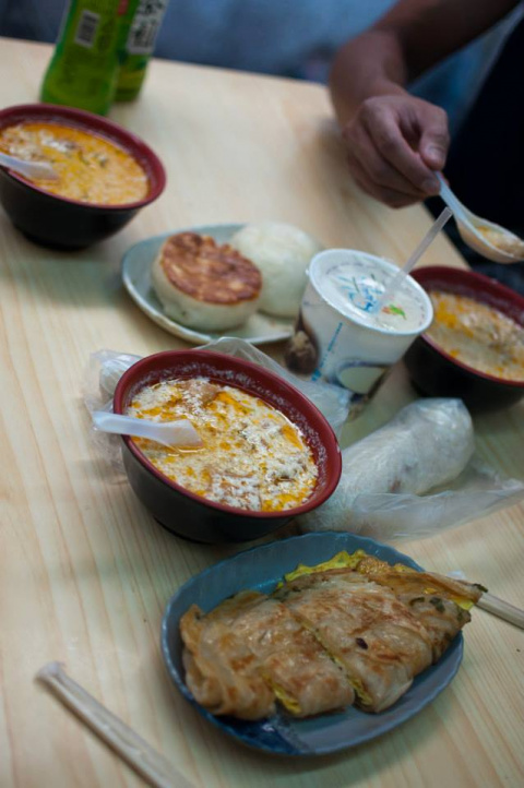 Кулинарные изыски тайваньско…