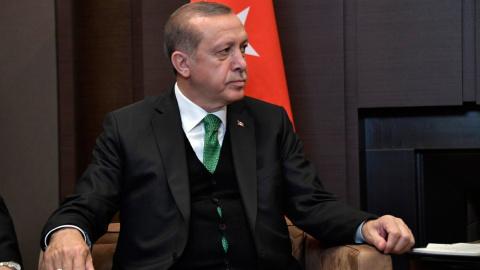 Эрдоган и генсек ООН обсудили ситуацию в Мьянме, Сирии и Ираке