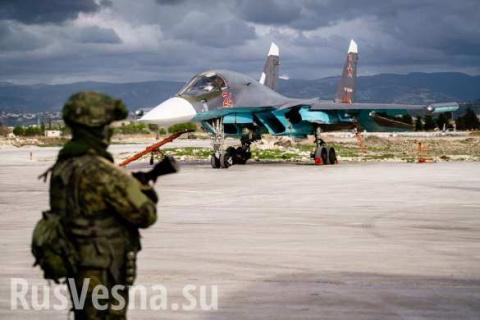 Боевики объединились с украинцами и «уничтожили» базу ВКС РФ в Сирии с помощью twitter-ракет