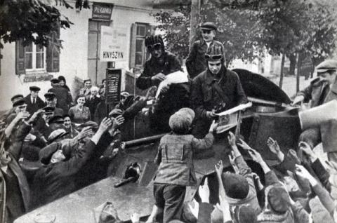 Как спасли Западную Украину и Белоруссию