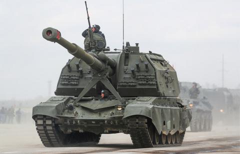 Новая артиллерийская бригада приступила к боевой учебе в Подмосковье