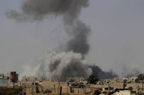 Коалиция США убивает мирных жителей Сирии, вместо ИГИЛ — Верховный комиссар ООН