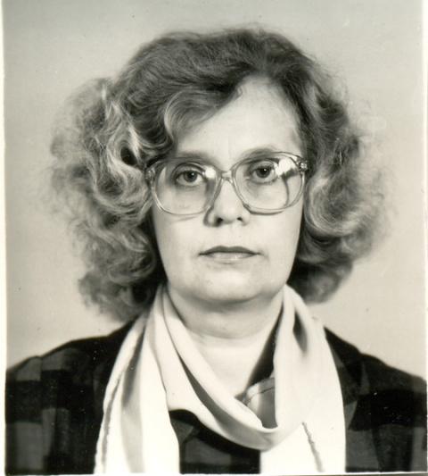 Людмила Сабурова (личноефото)