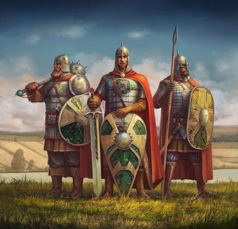 Неизвестные» русские богатыри