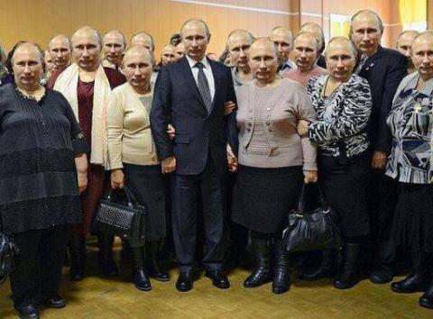 Путин слил пенсионеров в Рос…