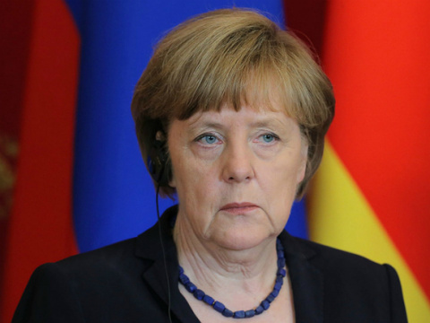 Меркель впала в уныние на от…