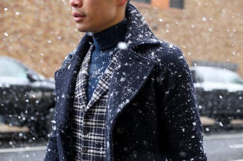 Мужской зимний стиль: верхняя одежда для всех типажей