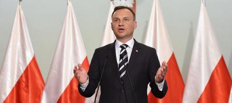 Президент Польши обещал наложить вето на скандальную судебную реформу