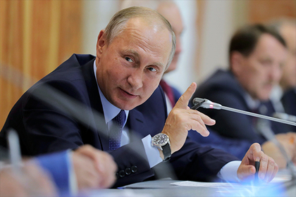 Смех Путина заставил британц…