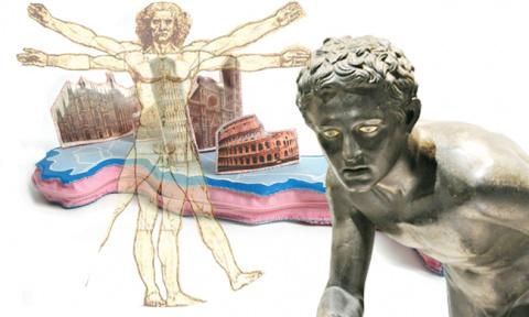 italia leonardo davinch