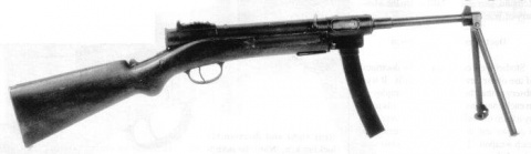 Пистолеты-пулеметы STA 1922 …