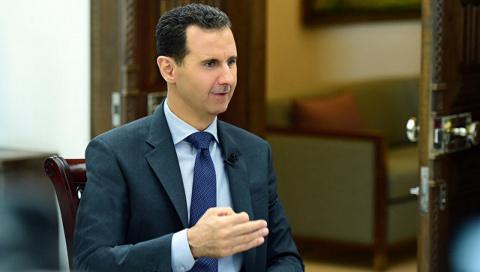 Башар Асад: США должны убраться из Сирии сами или будут выдворены силой