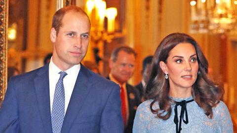 Герцогиня Кэмбриджская вперв…