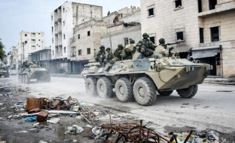СМИ: в Сирии погиб капитан ГРУ России