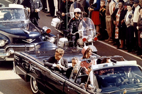 СМИ: Трамп может заблокировать публикацию материалов о расследовании убийства Кеннеди