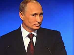Владимир Путин вернул Россию в 2007 г.  Big